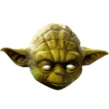 Yoda Star Wars Mask