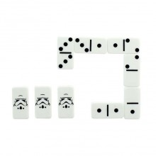 Star Wars Dominos Stormtrooper