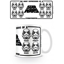 Star Wars Krus Stormtrooper Expressions