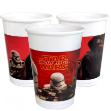 Plastglass Star Wars 8-pakning