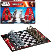 Star Wars Force Awakens-Sjakk