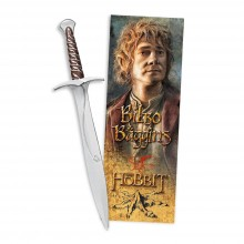 The Hobbit - Sting Sword Penn & Bokmerke