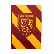 Harry Potter Notatbok Gryffindor (Griffing) Stripes