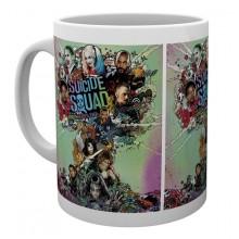 Suicide Squad Kopp Color Explosion