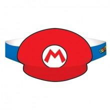 Hatt Super Mario 8-Pakning