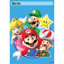 Partypose Super Mario 8-Pakning