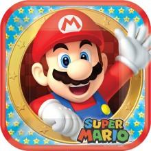 Tallrekener Deluxe Super Mario 8-Pakning
