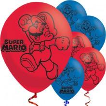 Ballong Super Mario 6-Pakning