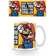 Super Mario Krus Makes You Smaller