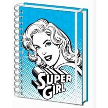 DC Notatbok Supergirl