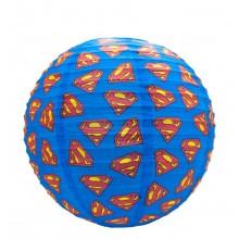 Supermann Lampeskjerm Logo