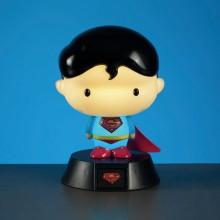 Supermann 3D Lampe