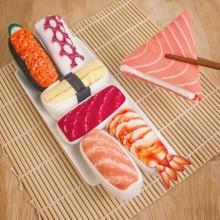 Sokker Sushi 7-pakning