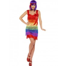 Flapper Pride Kostyme