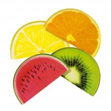 Tallerkener Fruktskiver 12-pakning