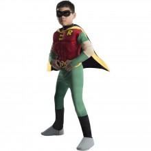 Dc Comics Robin-Kostyme Barn