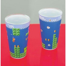 Super Mario Bros Glass
