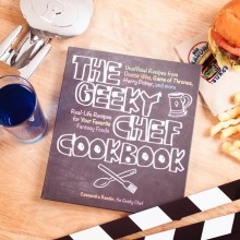 The Geeky Chef Kokebok