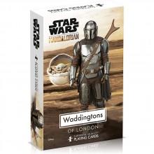 Star Wars- the Mandalorian Kortlek