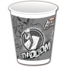Thor Plastkopper 8-pakning