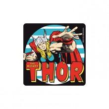 Marvel Thor Drikkeunderlag 6-pakning