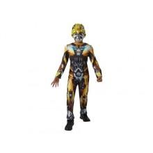 Maskeraddräkt Transformers Bumble Bee (9-10 år)