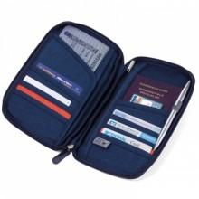 Reisemappe Med RFID-Beskyttelse