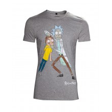 Rick And Morty T-shirt Crazy Eyes