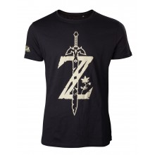Zelda Z Logo T-skjorte