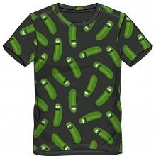 Rick And Morty T-shirt Pickle Rick