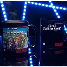 Super Mario Kart Varmefølsomt Krus