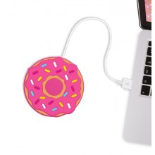 Kawaii Donut USB Koppevarmer