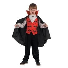 Vampyrgutt Karnevalskostyme Barn