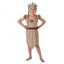 Viking Kjole Karnevalskostyme Barn