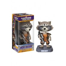 Guardians of the galaxy Wacky Bobbler Rocket Raccoon 18 cm