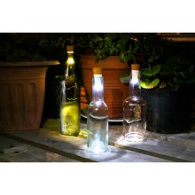 Flaskelampe Bottle Light