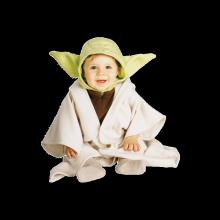 Karnevalsdrakt Yoda Baby
