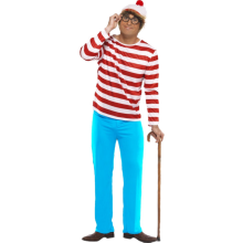 Hvor er Wally? Kostyme