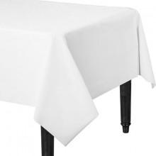 Bordduk Hvit Plast