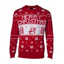 Julegenser Nintendo Super Mario Christmas