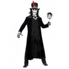 Voodoo Man Karnevalskostyme