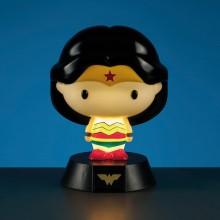 Wonder Woman 3D Lampe
