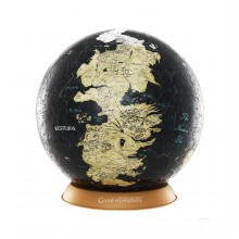 Game Of Thrones 3D Puslespill Westeros & Essos