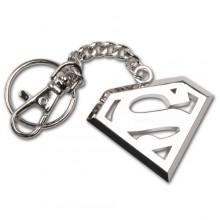 Superman Nøkkelring Rustfritt Stål