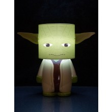 Star Wars LED Bordlampe Yoda