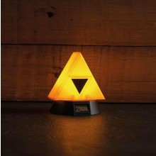 Zelda Triforce 3D Lampe
