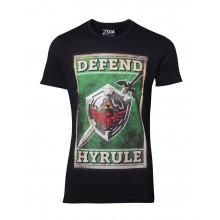 Zelda Defend Hyrule T-shirt