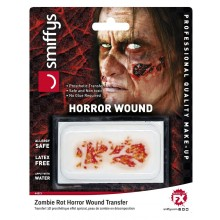 Sår Ruttet Zombie Köttsår