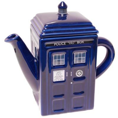 Doctor Who Tardis Tekanne