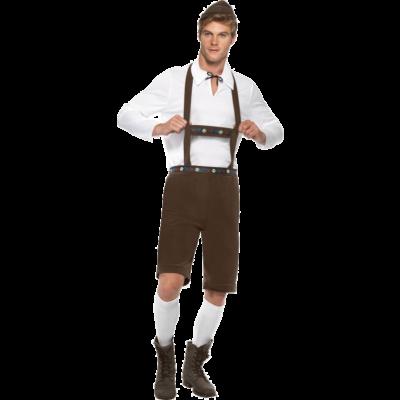 Kostyme Bayersk Herre